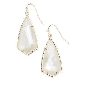 Kendra Scott Carla Semiprecious Stone Drop Earring